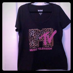 MTV Black T-shirt